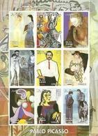 SOMALIA 1999  PABLO PICASSO  ** MNH - Picasso