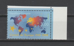 FRANCE / 1999 / Y&T N° 3233 ** : Conseil De L'Europe - Gomme D'origine Intacte - France