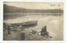 GAVIRATE - LAGO - 1917 TIMBRO CENSURA MILITARE   VIAGGIATA FP - Varese