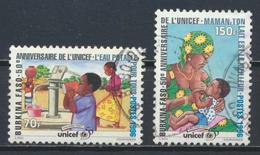 °°° BURKINA FASO - Y&T N°1002B/C - 1996 °°° - Burkina Faso (1984-...)