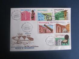 Mozambique Envelope, F.D.C.,1984 - Mozambique