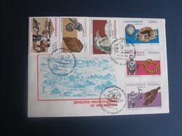 Mozambique Envelope, F.D.C.,1981 - Mozambique