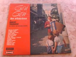 GAI GAI LES Alsaciens    Robert Trabucco Et Son Ensemble Musette - Vinyl Records