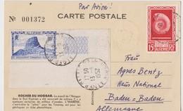 Algérie Carte De 1952, Scan R/V - Algérie (1962-...)