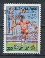 °°° BURKINA FASO - Y&T N°1002AH - 1997 °°° - Burkina Faso (1984-...)