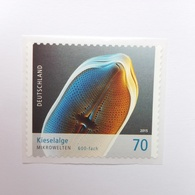 Briefmarke Kieselalge Postfrisch (2015) 0,70 € - [7] Repubblica Federale