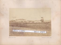 VIONVILLE  FLAVIGNY 1880 - Rare Photo De La Perspective Par Le Photographe COLLET Frères Vendue Par BAUZIN Srs - Moselle - Lugares