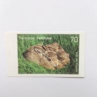 Briefmarke Feldhase Postfrisch (2016) 0,70 € - Ungebraucht