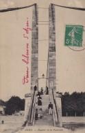AGEN - 47 - Escalier De La Passerelle - Agen