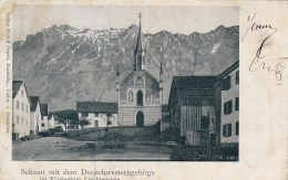SCHAAN - Liechtenstein - Liechtenstein