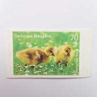 Briefmarke Graugans Postfrisch (2016) 0,70 € - [7] Repubblica Federale