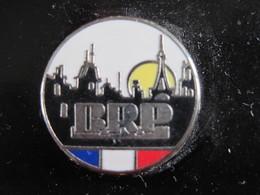 PINS BRP   T.B.E. - Police