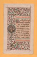 AUDERGHEM. ST.ANNA ..1926.. GEDACHTENIS VAN DE H.MISSIE EERW.PATERS NOLF, OSMUNDUS ROETERS ,WITTENBERG PASTOOR. - Santini