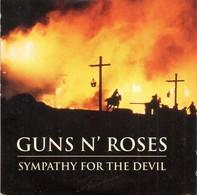 Guns N' Roses Sympathy For The Devil Single CD - Hard Rock & Metal