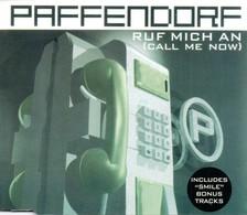 Paffendorf Ruf Mich An Single CD - Dance, Techno & House