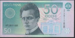 Estonia 50 Krooni 1994 P78 UNC - Estonia