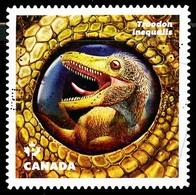 Canada (Scott No.2924 - Dinosaures) (o) - 1952-.... Règne D'Elizabeth II