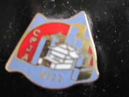 PINS Police - CPJA De Paris XIIIè Arrondissement. Marqué Gem Paris T.B.E. - Polizia