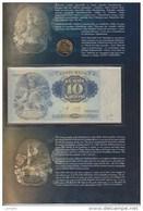 """Estonia 10 Krooni  2008 P90  Commemorative """"90 Years Republic"""" With Folder UNC - Estonie"""