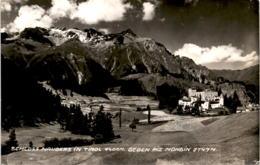 Schloss Nauders In Tirol Gegen Piz Mondin * 31. 8. 1955 - Nauders