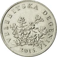 Monnaie, Croatie, 50 Lipa, 2015, SUP, Copper-Nickel-Zinc - Croatie