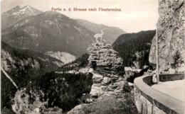 Partie A. D. Strasse Nach Finstermünz (1790) - Nauders