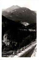 Straße Nach Nauders Mit Alt- Und Hochfinstermünz * 1957 - Nauders