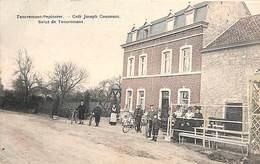 Tancrémont Pepinster - Café Joseph Couneson  (top Animation, Colorisée, 1907.... Coin) - Pepinster