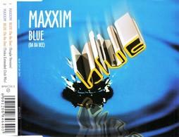 Maxxim Blue (Da Ba Dee) Single CD - Dance, Techno & House