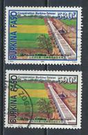 °°° BURKINA FASO - Y&T N°1298/99 - 1997 °°° - Burkina Faso (1984-...)