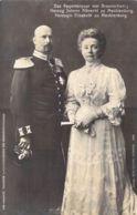Herzog Johann Albrecht U.Herzogin Elisabeth Zu Mecklenburg 1907 - Koninklijke Families