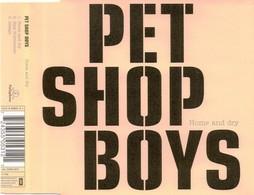Pet Shop Boys Home And Dry Single CD#1 - Disco & Pop