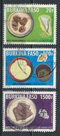 °°° BURKINA FASO - Y&T N°1358/60 - 2009 °°° - Burkina Faso (1984-...)
