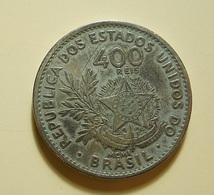 Brazil 400 Reis 1901 - Brazil