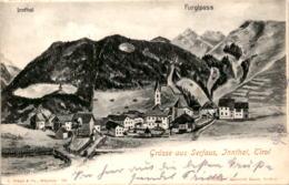 Grüsse Aus Serfaus, Innthal (701) * 18. V. 1911 - Österreich