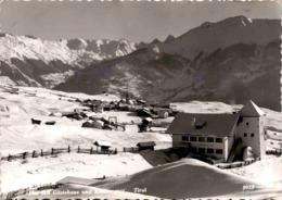 Fiss Mit Gästehaus Und Kaunergrat, Tirol (9013) * 15. 3. 1958 - Österreich