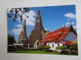 Bangkok. Pagoda Of Temple Of Dawn. Phornthip Phatana B460 - Thailand
