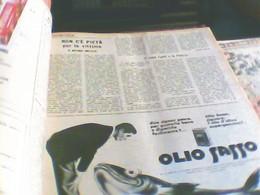 (pagine-pages)PUBBLICITA' OLIO SASSO   Epoca1960/494r. - Other