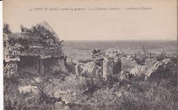 Vimy - Après La Guerre  Le Chateau Leclerc - Arras