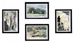 Botswana 655-58 MNH 1998 Tourism - Botswana (1966-...)