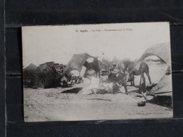 Z26 - 34 - Agde - Le Grau - Campements Sur La Plage - Edition Vuillemin - 1917 - Agde