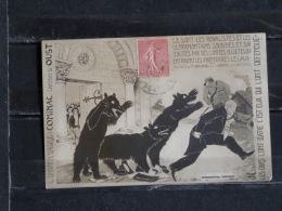 Z26 - 09 - Inventaire De Cominac - Les Ours L'ont Batie C'est Eux Qui L'ont Défendue - Illustrateur Alet - 1906 - France