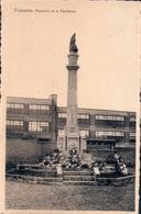 Frameries Monument De La Résistance - Frameries