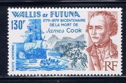 Wallis And Futuna C96 NH 1979 Capt. Cook SCV $7.25 - Wallis And Futuna