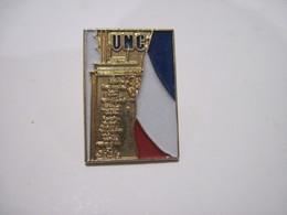 PINS UNC (UNION MATIONAL DES COMBATTANTS) T.B.E. - Militaria