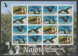 NAURU - MNH - Animals - Birds - WWF - Oiseaux