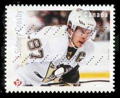 Canada (Scott No.2942 - Grands Attaquants / Hockey / Great Forwards) (o) - 1952-.... Règne D'Elizabeth II