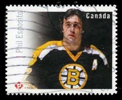 Canada (Scott No.2943 - Grands Attaquants / Hockey / Great Forwards) (o) - 1952-.... Règne D'Elizabeth II