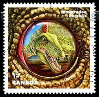 Canada (Scott No.2926 - Dinosaures) (o) - 1952-.... Règne D'Elizabeth II