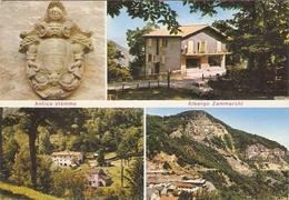 416/FG/18 - ALBERGHI - CASAROLA (PARMA) : Albergo Zammarchi E Vedutine - Parma
